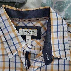 Club Room Shirts - Button down dress shirt